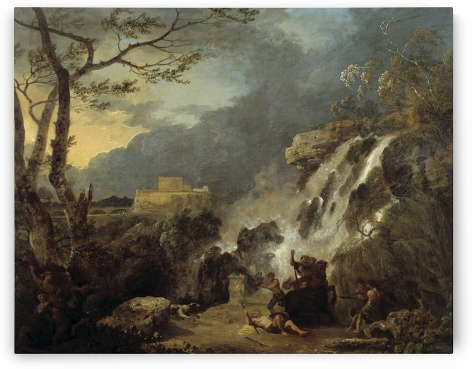 Marble hill by Richard Wilson