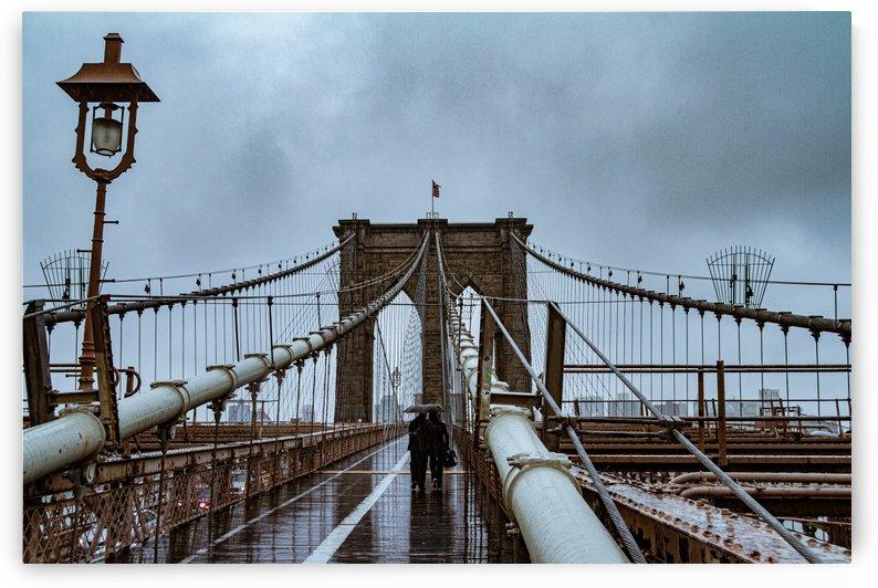 Brooklyn Bridge by Filippo Manaresi