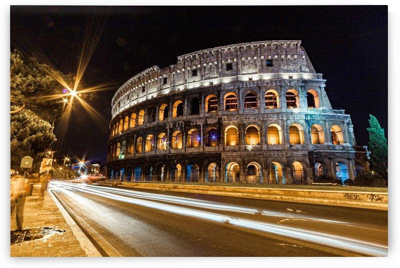 Colosseum by Filippo Manaresi