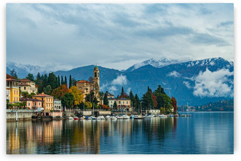 Tremezzo Lake Como by Filippo Manaresi