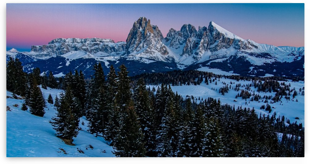 Dolomites by Filippo Manaresi
