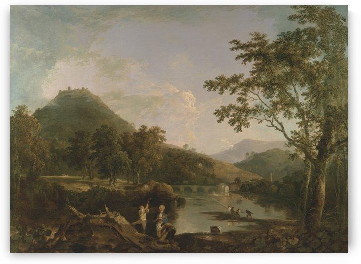 Welsh Landscapes by Richard Wilson