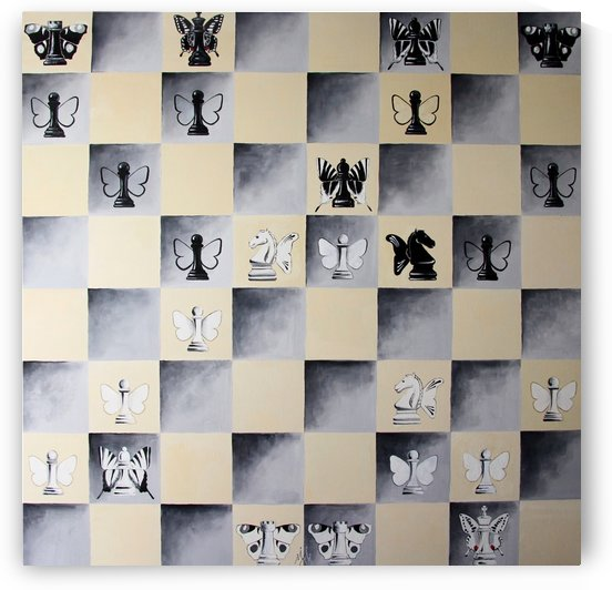 Battle of the Brains: Magnus Carlsen versus Viswanathan Anand by Maria Mikileva