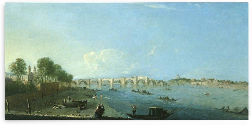 Wesminster Bridge by Richard Wilson