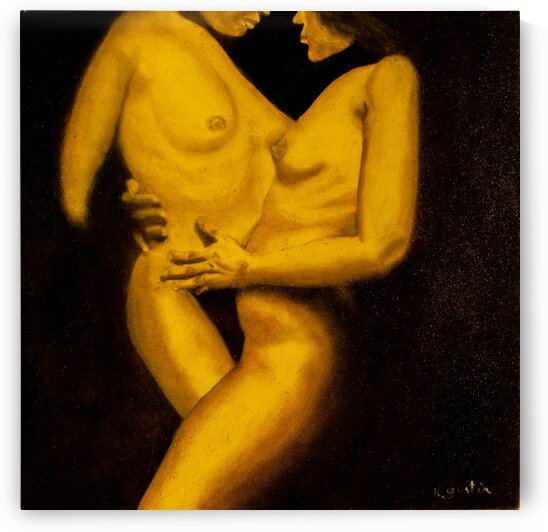 NUDE 11 by Keith Gustin