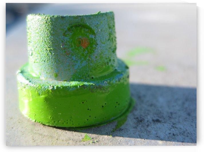 GREEN CAP by repo.brand