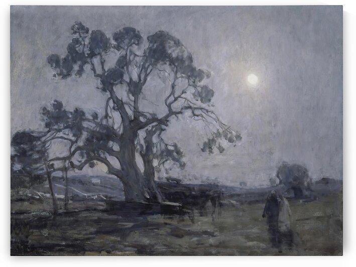 Abraham's Oak by Henry Ossawa Tanner