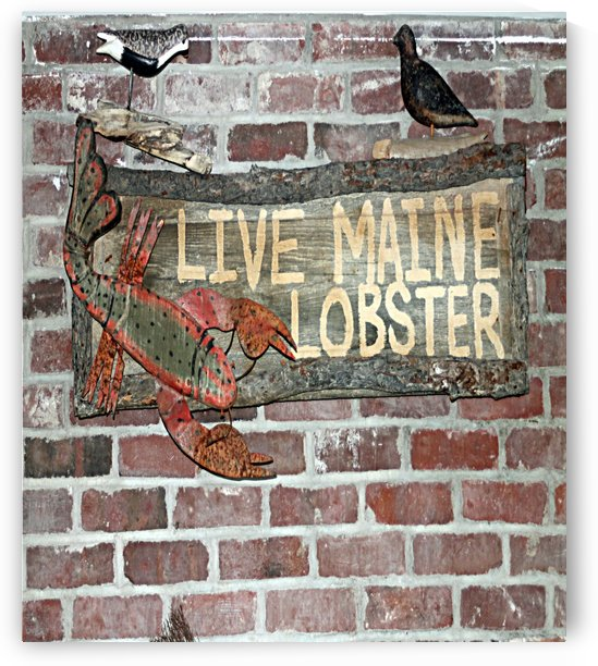 Southport Island - Maine - Wall by FoxHollowArt