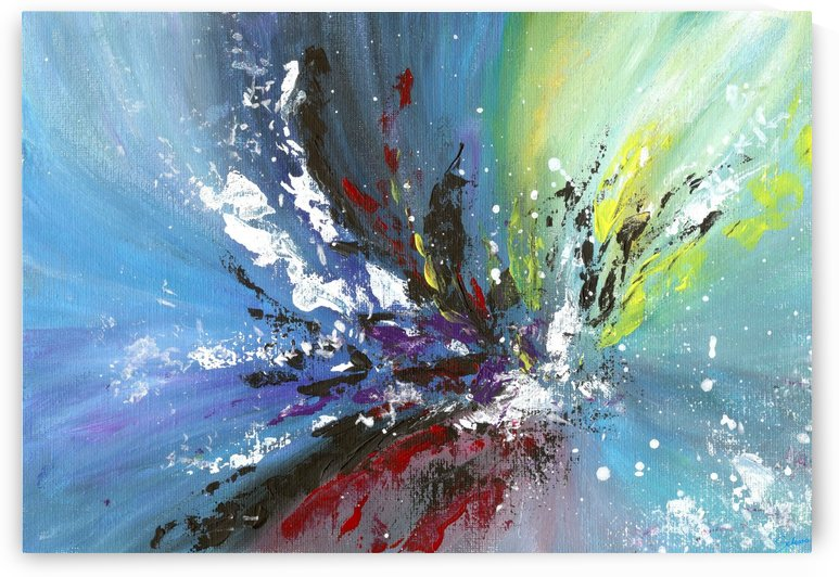 Abstract 165 by Karolina Moskwa