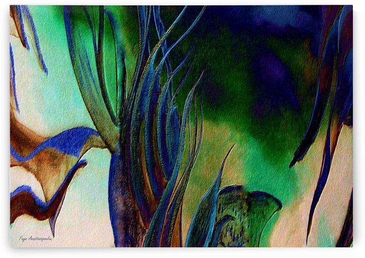 Colorful Melody by Faye Anastasopoulou
