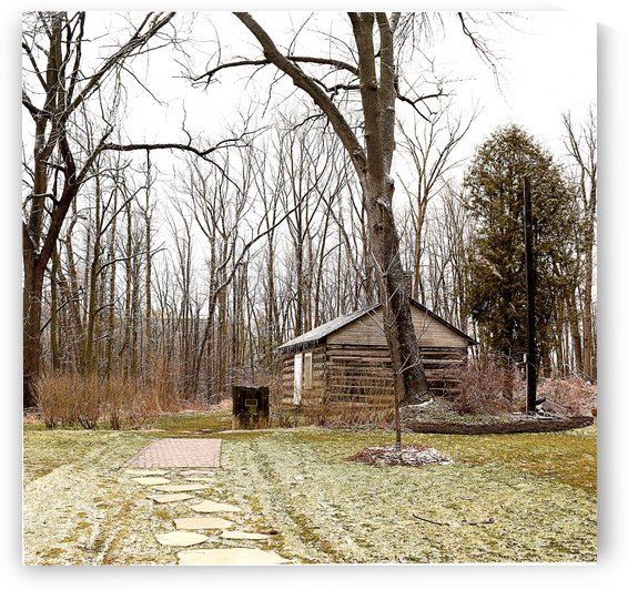 Cabin by Quiet Art