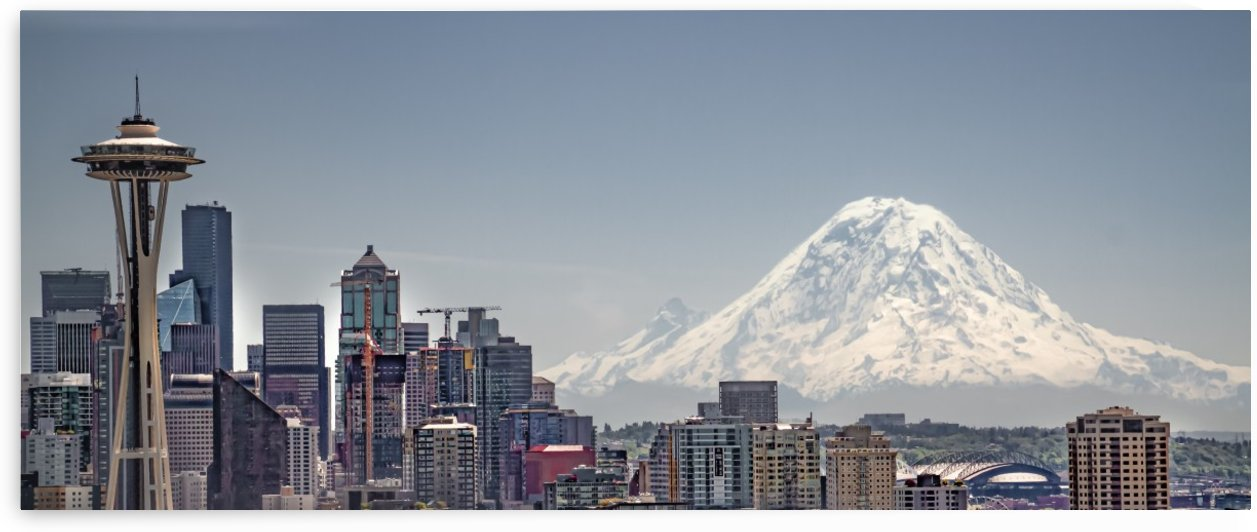 seattle_rainier by Jonathan K  Webb