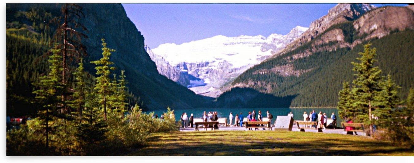 Lake Louise - Canada by FoxHollowArt