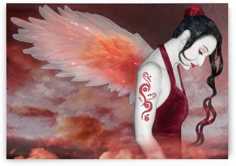 Earthbound Angel by Jaeda DeWalt