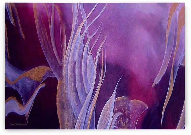 Fuchsia Melody by Faye Anastasopoulou