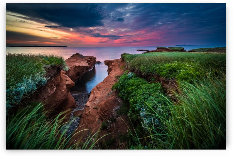 Îles de la Madeleine_Leverr soleil_Pointe de lÉchouerie_HR_D3_7128 HDR by JBL Mistral Photo