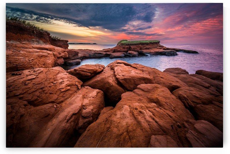 Îles de la Madeleine_Lever soleil_Pointe de lÉchouerie_HR_D3_7134 HDR by JBL Mistral Photo