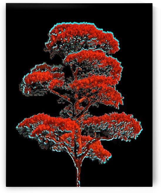 Tree Artwork Illustration by Daniel Ferreia Leites Ciccarino