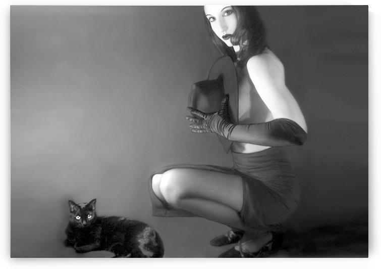 Cat Eyes by Jaeda DeWalt