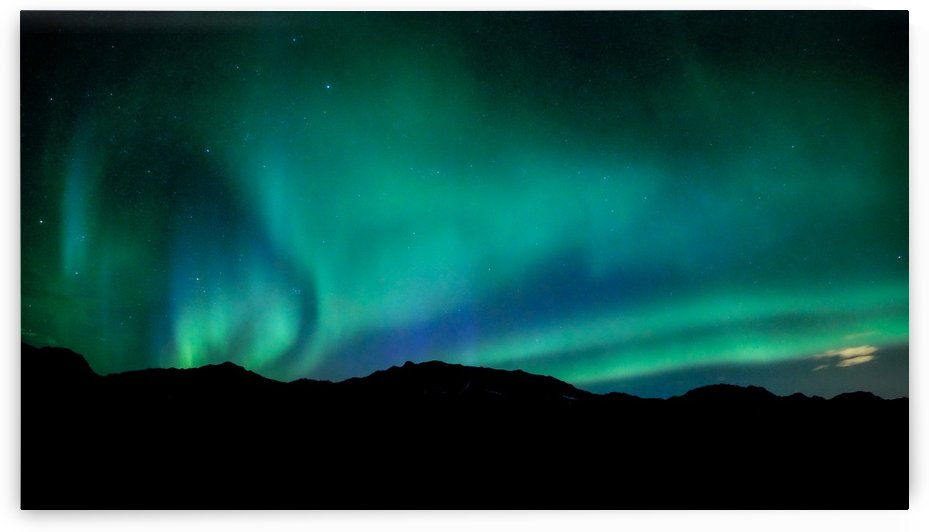 Aurora Borealis  by By the C Media