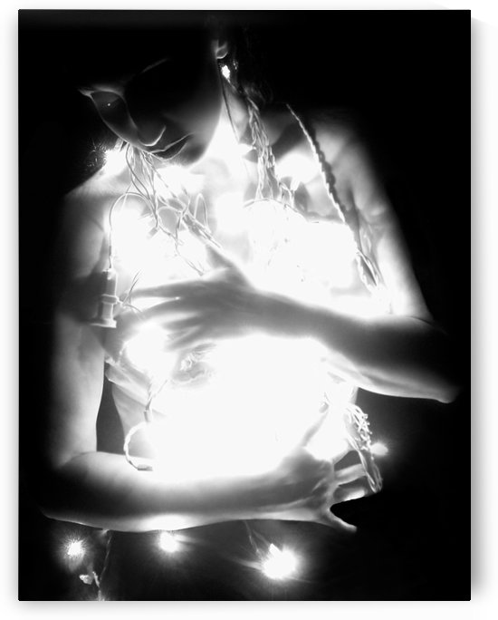 Embracing Light by Jaeda DeWalt
