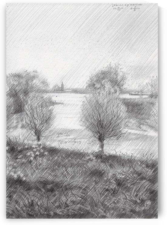 View on Haaften - 10-08-14 by Corné Akkers