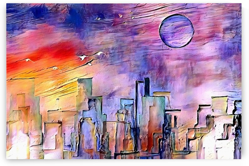 Dream City by Bruce Rolff