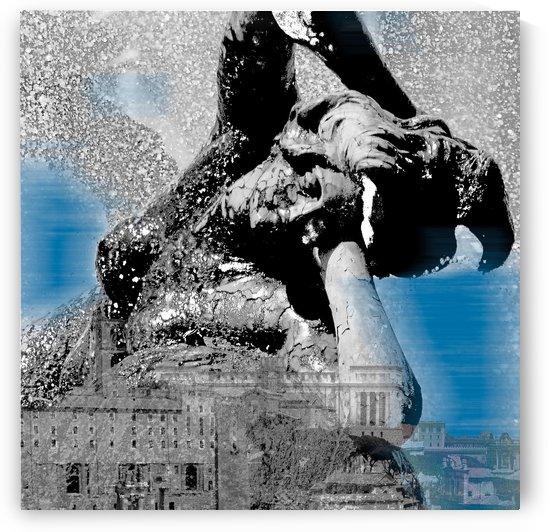 Rome by Jean-Louis Desrosiers
