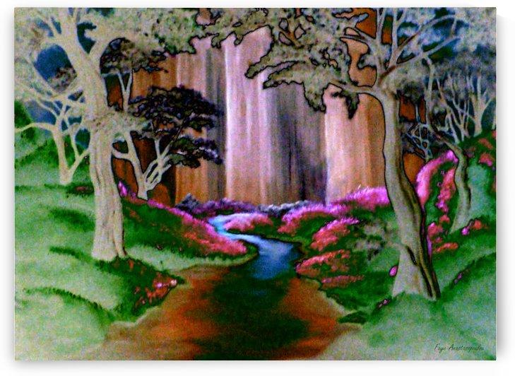 Forest Joy by Faye Anastasopoulou