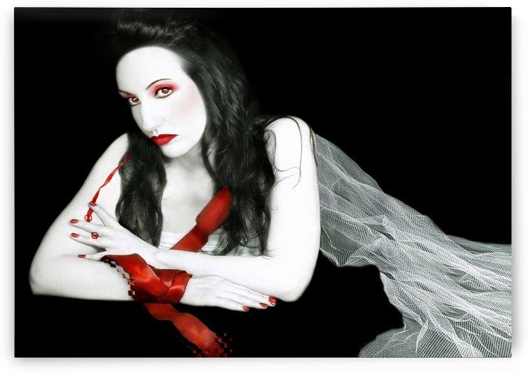 The Red Lie by Jaeda DeWalt