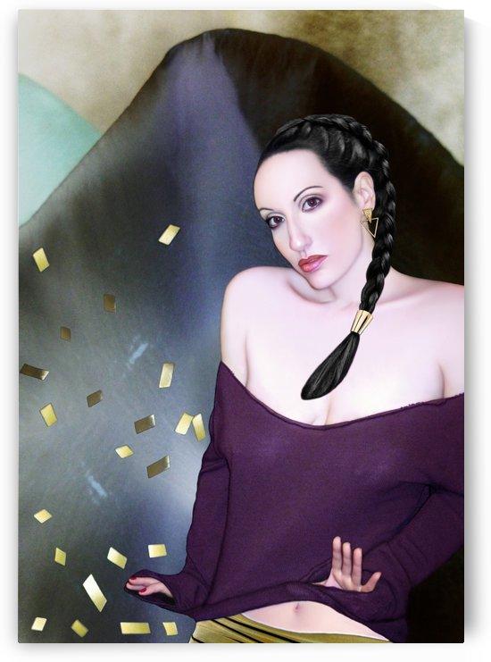 Summoning the Muses by Jaeda DeWalt
