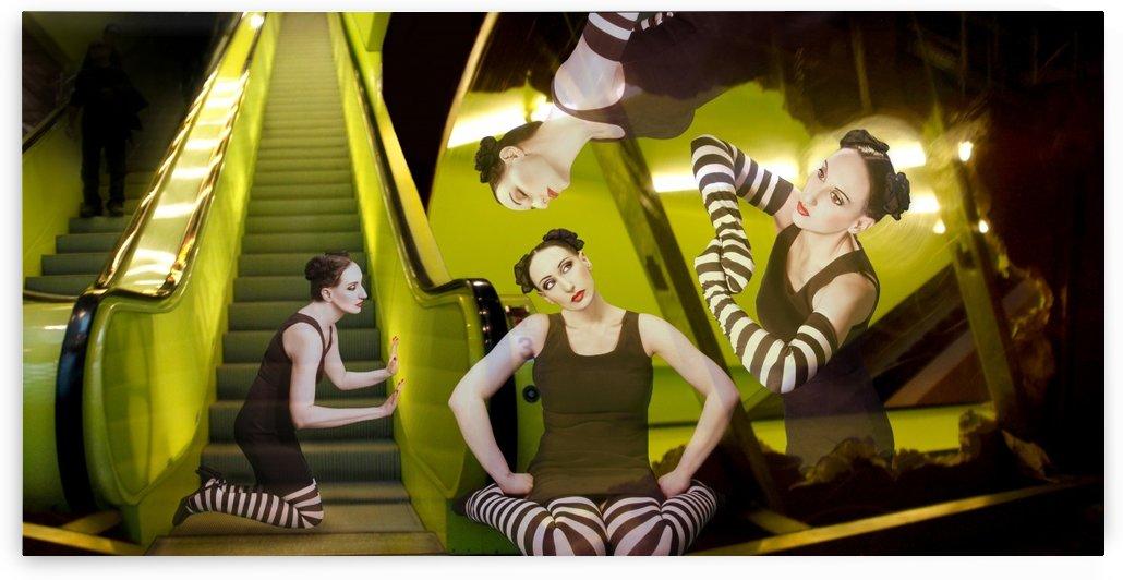 The De escalating Dream by Jaeda DeWalt