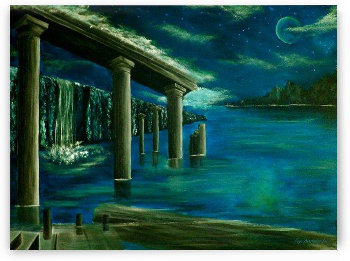 Traces Of Atlantis by Faye Anastasopoulou