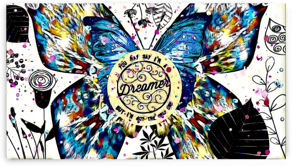 Dreamer by Cammie Rayas