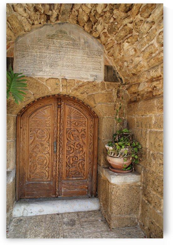 Mosque Doors by Eliot Scher