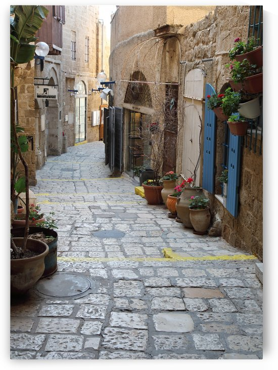 Old Yafo by Eliot Scher
