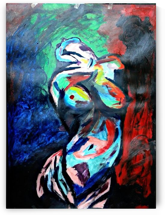 coloring soul  by Ali Mselme