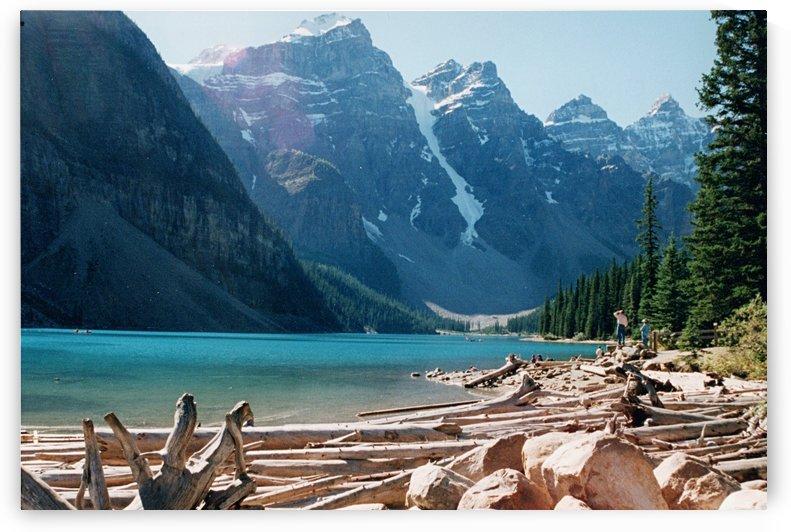 Grand Tetons -Wyoming by FoxHollowArt