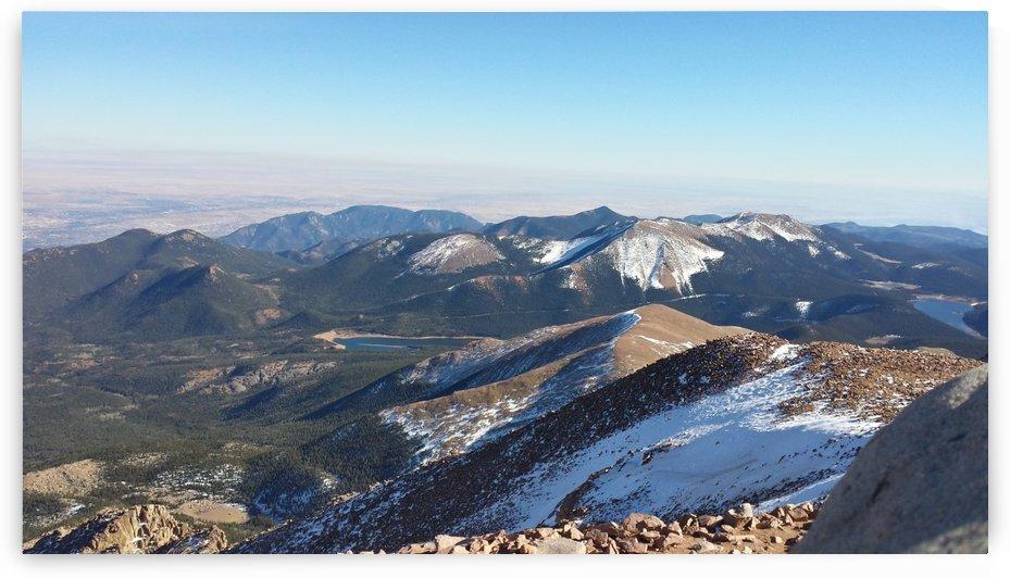 Pikes Peak by The NC Geek