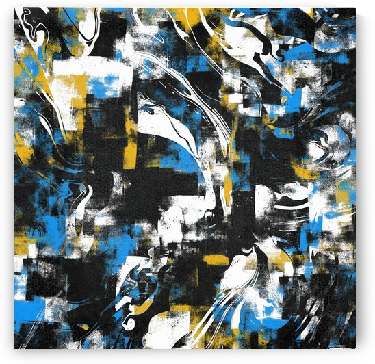 Abstract Flow I by Art Design Works