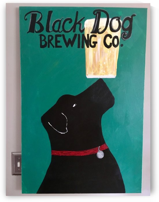 Black Dog Brew by H Lynn