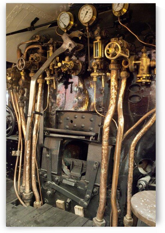 Brass And Steel by Eliot Scher