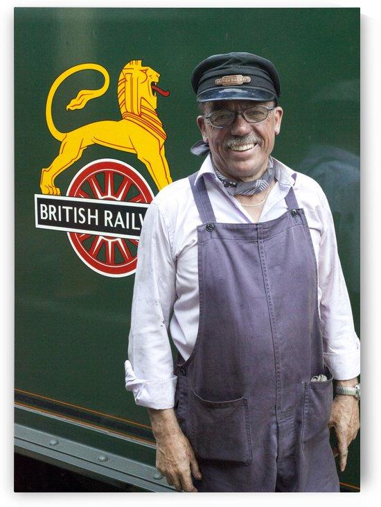Trainman by Eliot Scher