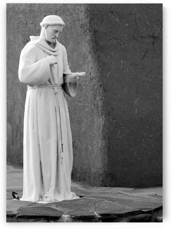 Padre Francisco de Asis by Eliot Scher