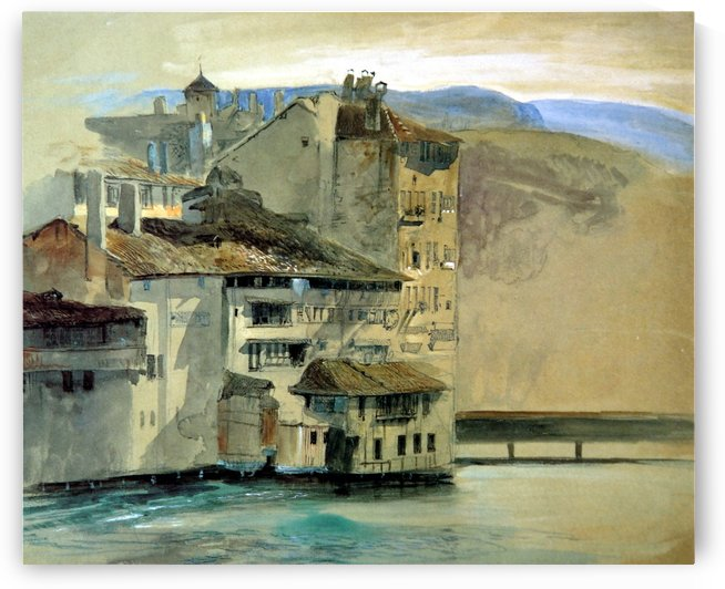 Old Houses by John Ruskin