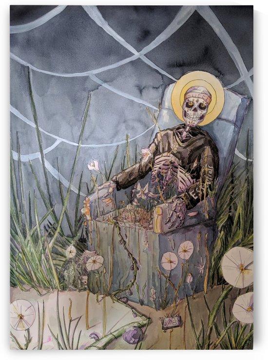 Social Media Saint by Steven Allison