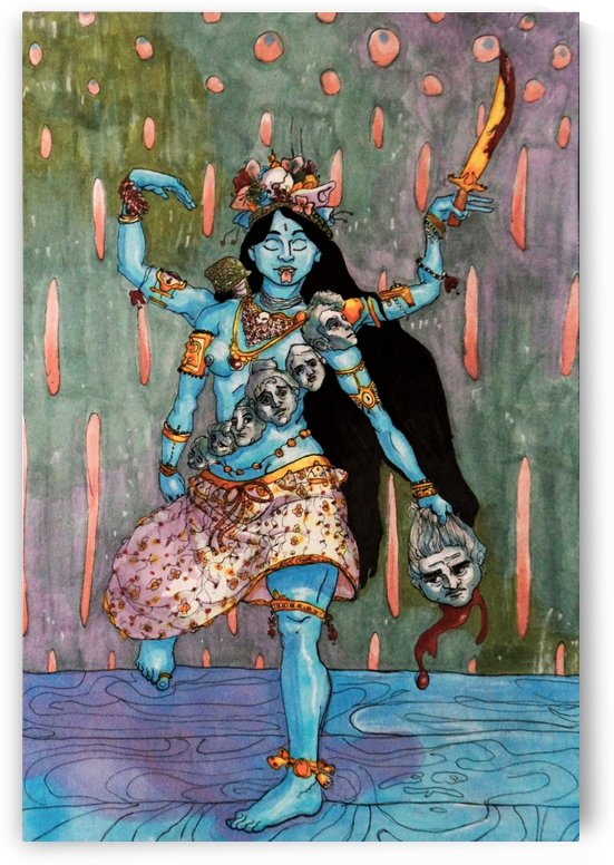 Kali  by Steven Allison