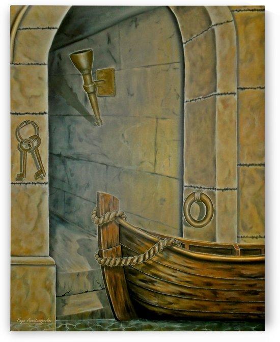 The Secret Passage by Faye Anastasopoulou