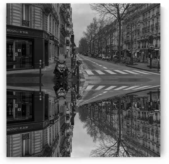 Paris - Street  2018 by Hazz Brad