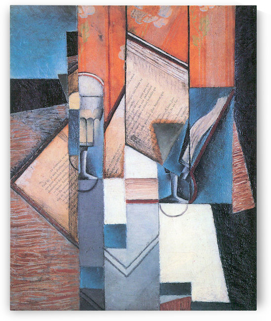 The book 2 by Juan Gris by Juan Gris